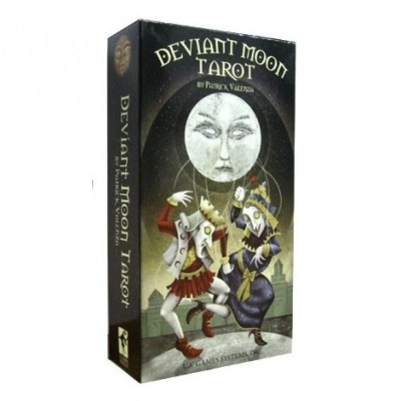 Карты Таро Deviant Moon Tarot/Таро Безумной Луны - USG