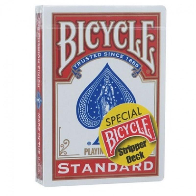 Конусная колода Bicycle (красная)