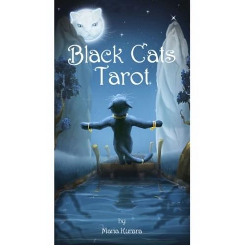 Карты Таро Черных Котов - Black Cats Tarot - Lo Scarabeo