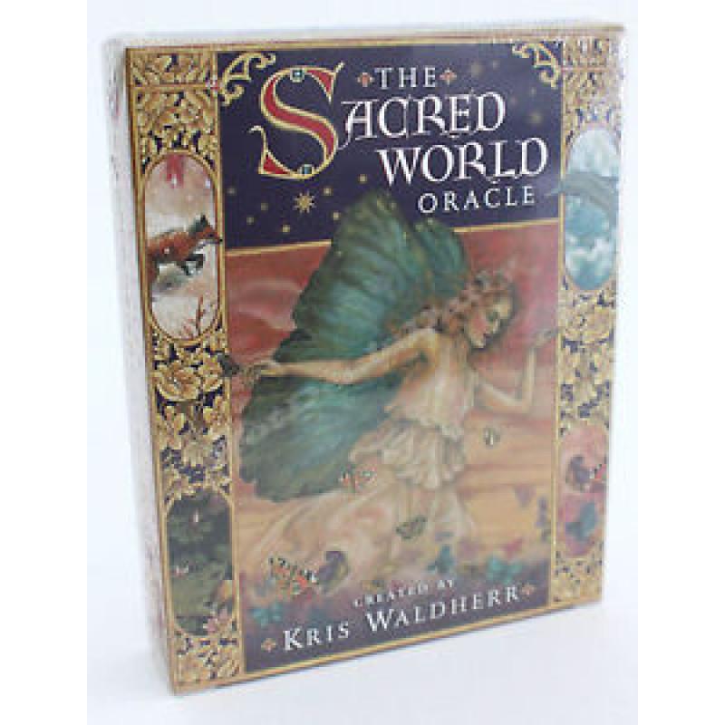 Карты Оракул Oracle cards The Sacred World/Оракул Священного Мира