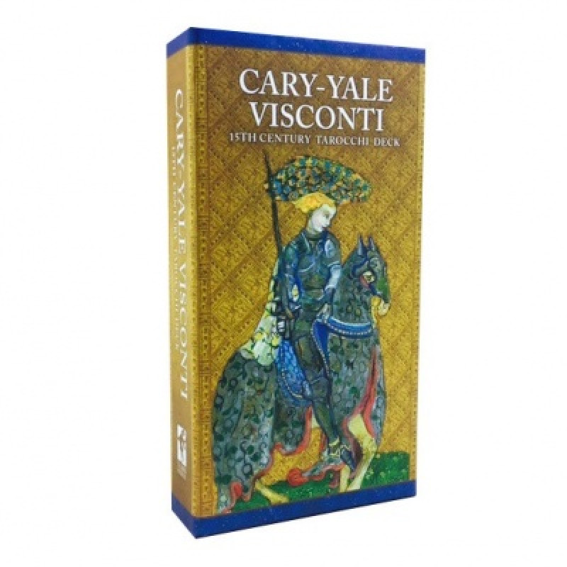 Карты Таро Cary-Yale Visconti 15th Tarocchi cards/Таро Висконти Кэри-Йель - USG