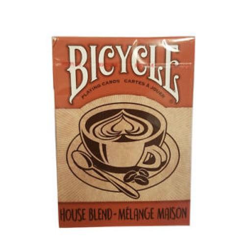 Карты Bicycle House Blend (Коричневые)