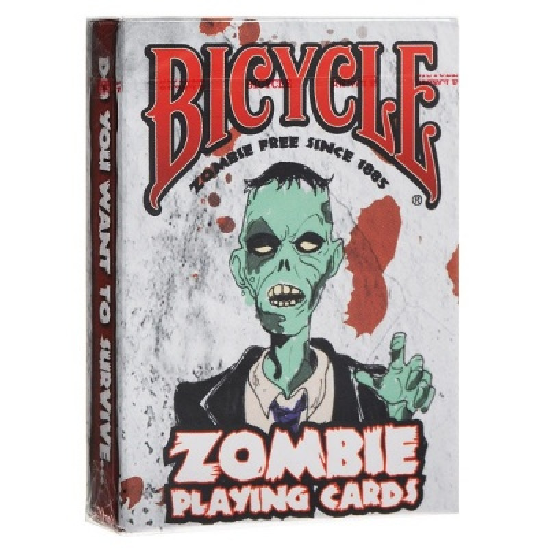 Карты Bicycle Zombies - USPCC