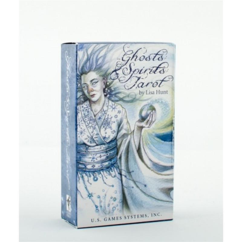 Карты Таро Ghosts & Spirits Tarot/Призраков и духов таро, USG