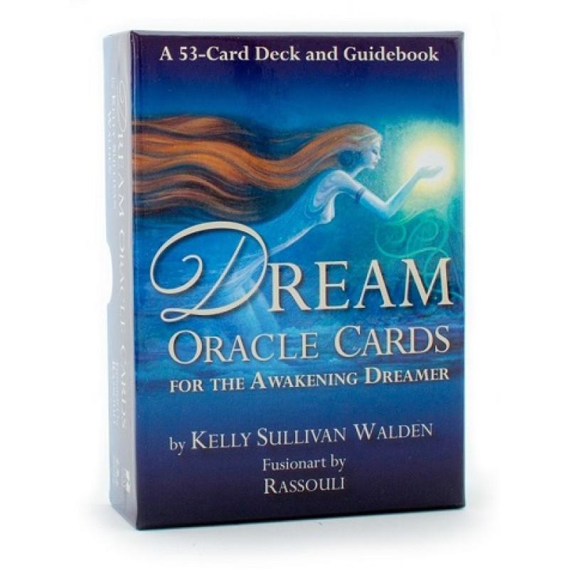 Карты Оракул Oracle cards Dream/Оракул Мечты