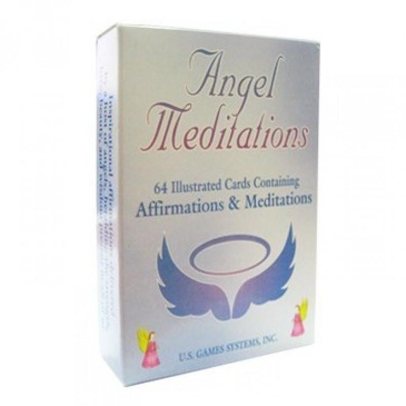 Карты Таро Meditation cards Angel/Ангельские карты медитации