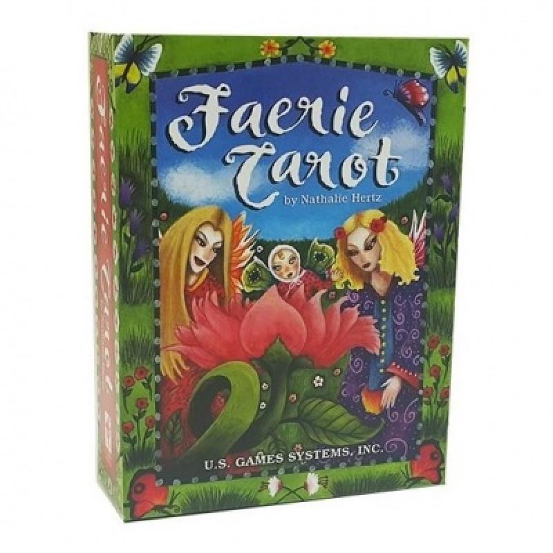Карты Таро Tarot cards Faerie Tarot/Таро Фей (Таро Фэйри) - USG