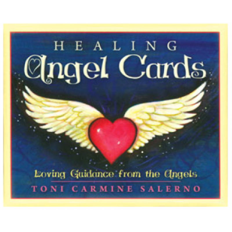 Карты Оракул Oracle cards Healing Angel/Оракул Исцеляющего ангела