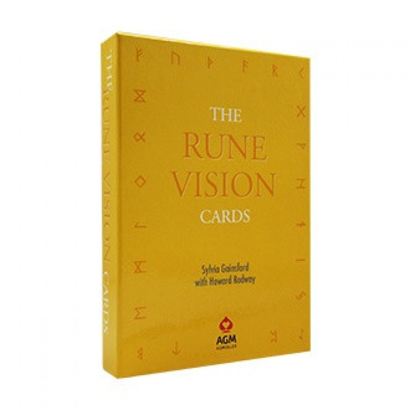 Карты Таро Oracle Cards Rune Vision, AGM
