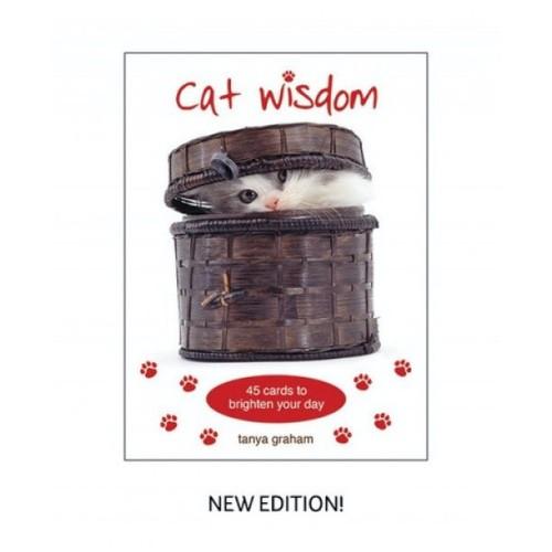 Карты Таро Cat Wisdom Tarot cards/Таро Кошачья Мудрость - U.S. Games systems
