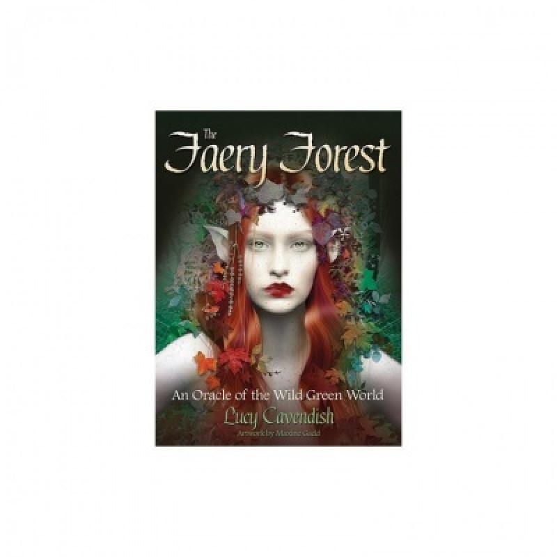 Карты Оракул Oracle Cards The Faery Forest/Оракул Лес Фейри