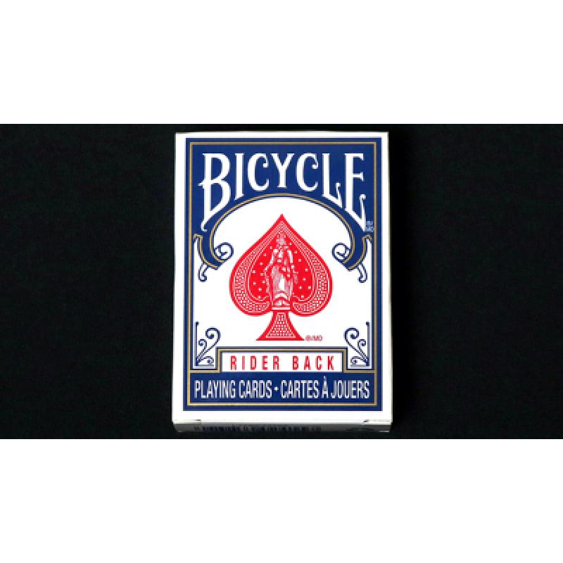 Карты Bicycle-мини, синие