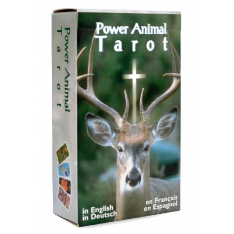 Карты Таро Tarot Cards Power Animal/Таро Сила Животных, AGM