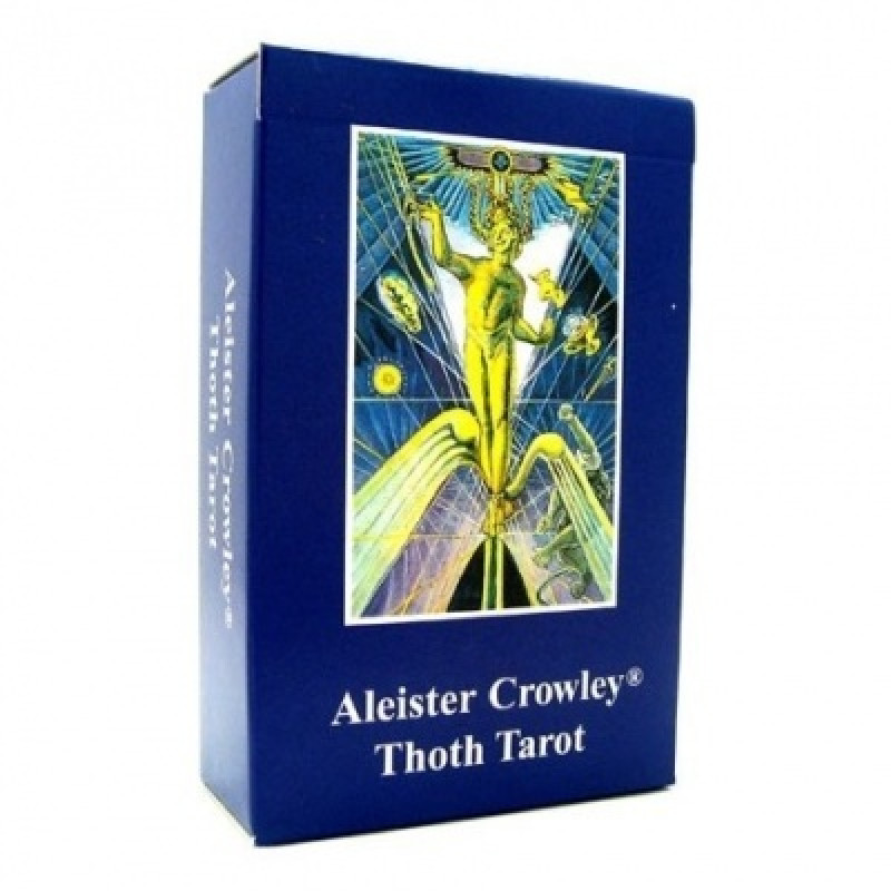 Карты Таро Tarot cards Aleister Crowley THOTH - Standard/Таро Тота Алистера Кроули (стандарт), AGM