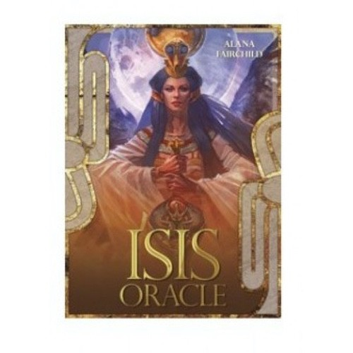 Карты Оракул Oracle cards Pocket Isis/Оракул Изиды (карманный размер) - Blue Angel