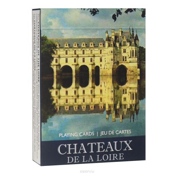 Коллекционные карты Замки Луары (Франция) 55 листов