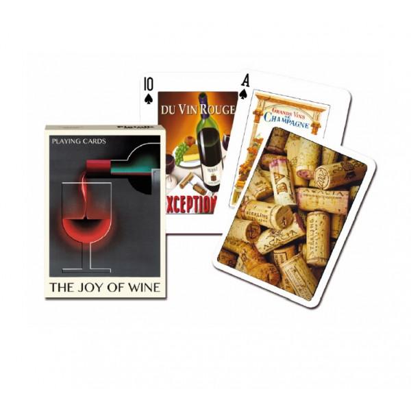 Коллекционные карты Радость вина, 55 листов