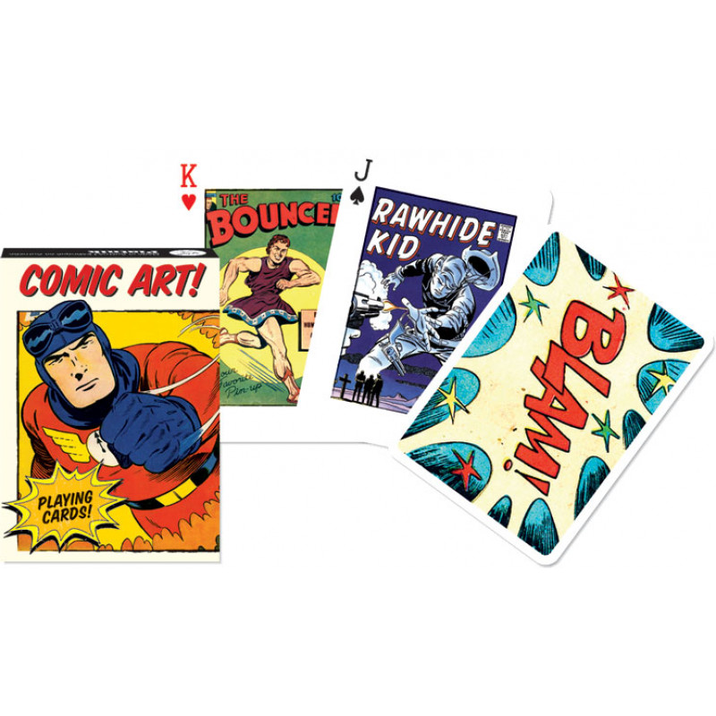 Коллекционные карты Комиксы, 55 листов