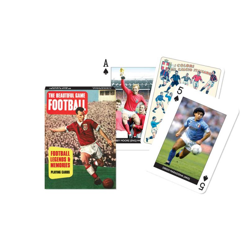 Коллекционные карты Футбол, 55 листов