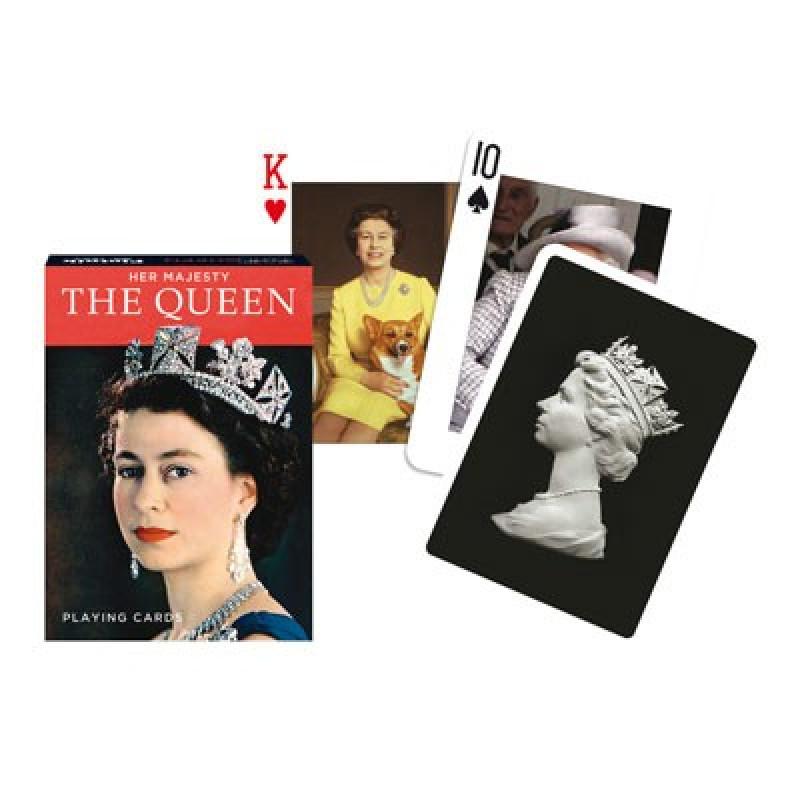 Коллекционные карты Королева, 55 листов