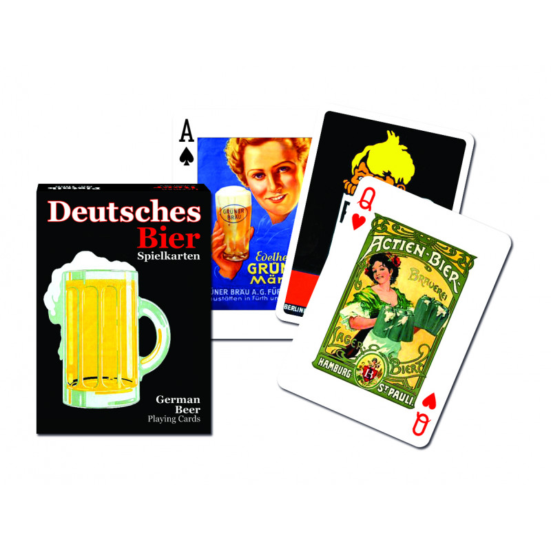 Коллекционные карты Немецкое пиво, 55 листов