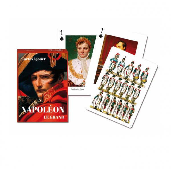 Коллекционные карты Наполеон, 55 листов