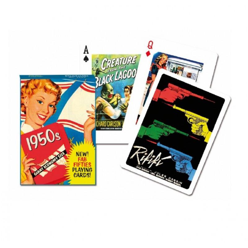 Коллекционные карты 1950-е, 55 листов