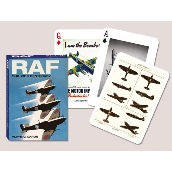 Коллекционные карты Королевские воздушные силы, 55 листов
